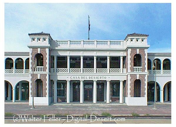 Buildings and architecture desert gazette - Casas del desierto ...
