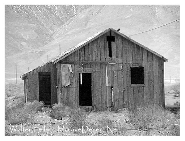 Dolomite ghost town, Owens Valley