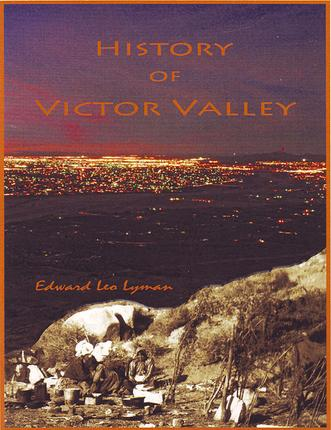 cover- history of the Victor Valley