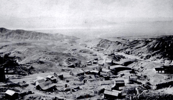 Calico ghost town photo