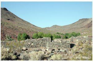 Fort Pah-ute ruins