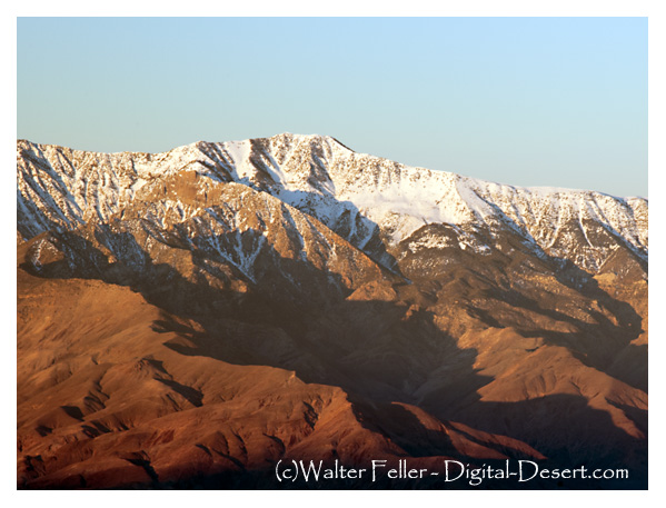 Telescope Peak, Panamint Range, Death Valley