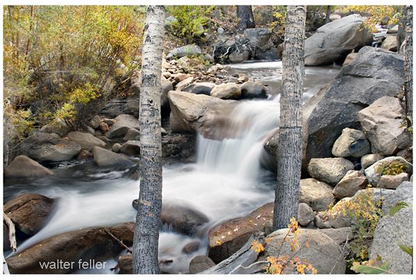 Bishop Creek Sierra Nevada