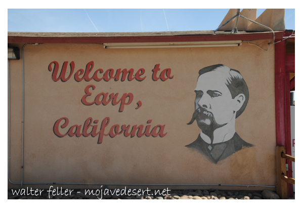 Welcome to Earp, California