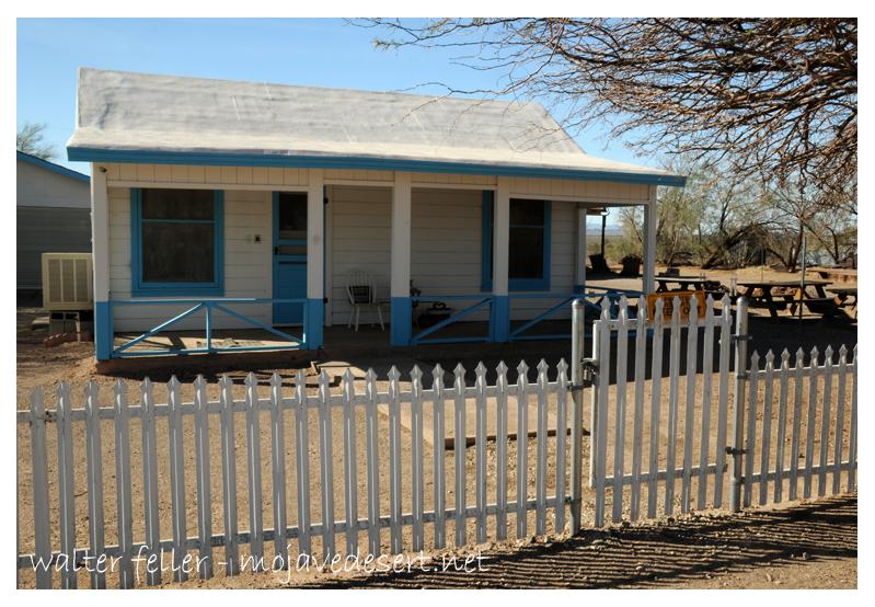 Wyatt Earp Cabin