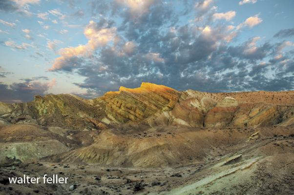 Every Moment - Rainbow Basin - Barstow