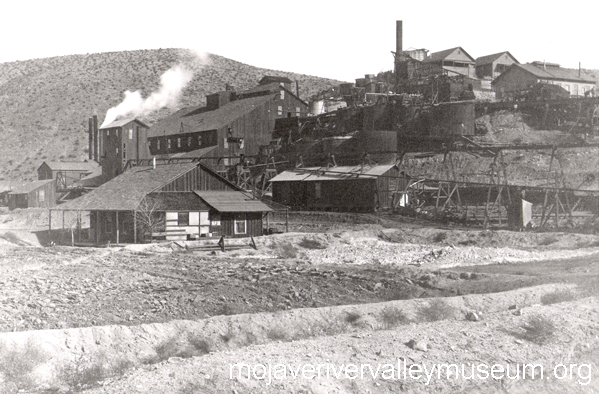 photo of Waterman Mine -- Barstow, Ca., date unknown