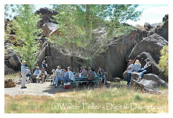 Archaeology field trip