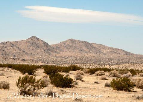 photo of Saddleback Butte, California State Park