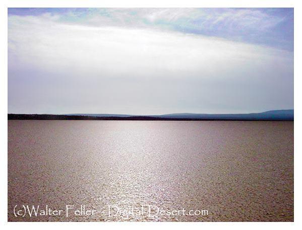 Playa, Superior dry lake, Barstow, CA.