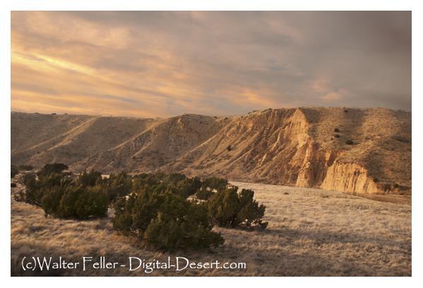 West Fork Mojave River Bluffs #2 - Summit Valley
