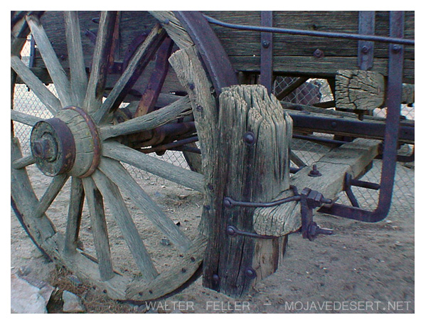 pioneer wagon wheel