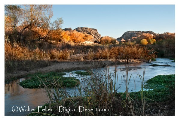 Mojave River, Victorville