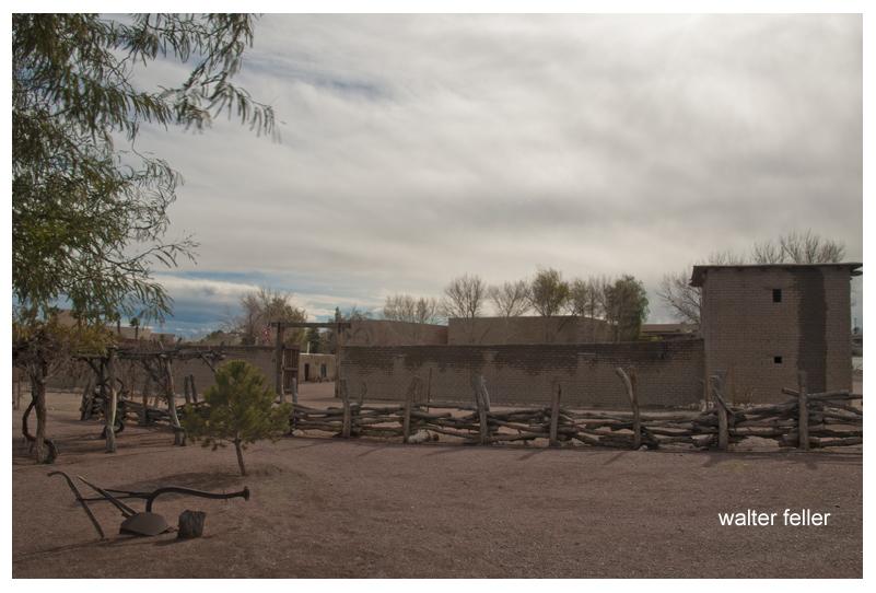 Old Mormon Fort - Las Vegas, Nevada