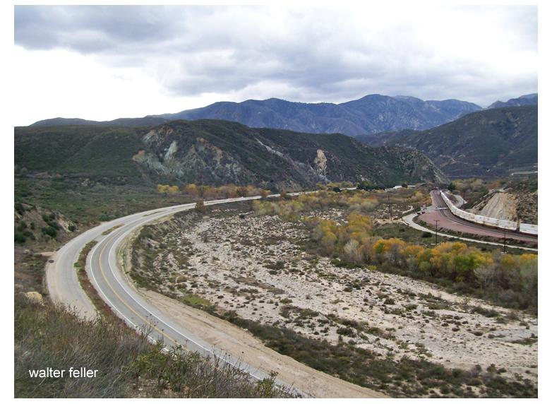 Route 66, Cajon Pass