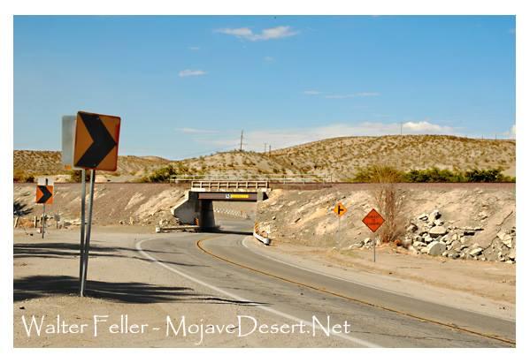 Route 66 in Oro Grande, CA