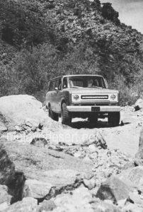4x4 Rattlesnake Canyon