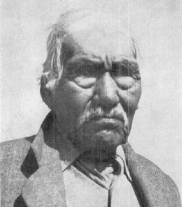 Indian George