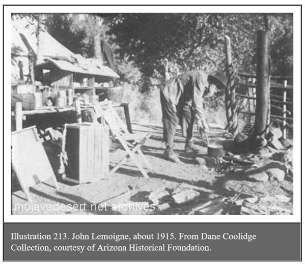 John Lemoigne about 1915