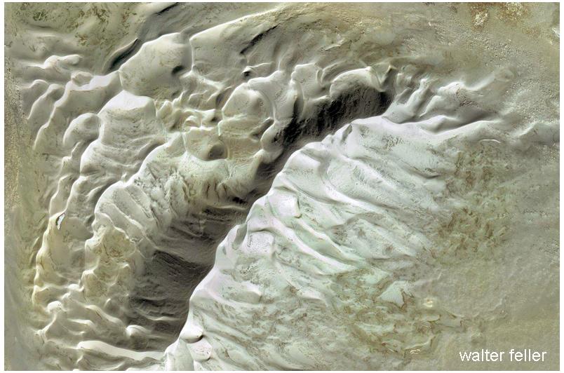 Eureka sand dunes - Death Valley National Park