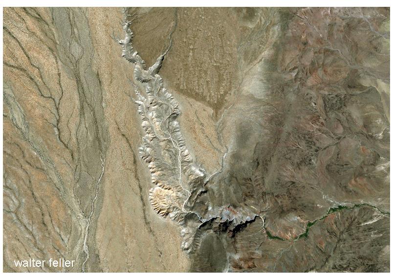 Piute Gorge, Mojave Preserve