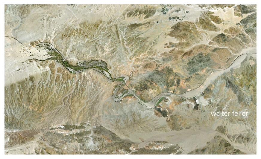 Afton Canyon, Mojave River