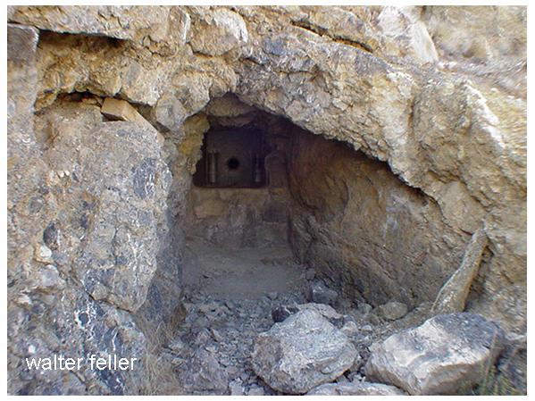 Leadfield tunnel