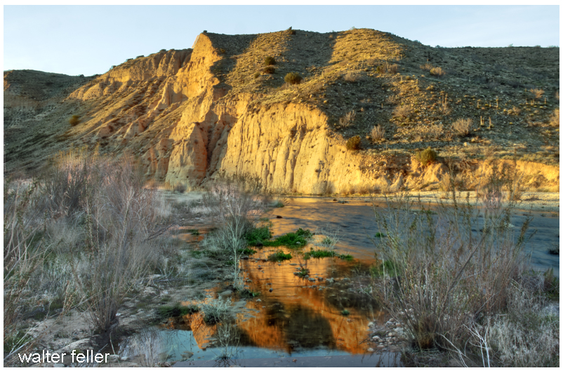 Mojave River Bluffs, West Fork