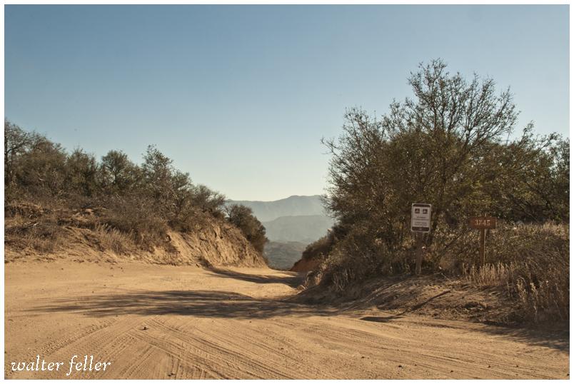 Cajon Summit, Old roads, Van Dusen, Toll road, trail to Mojave River