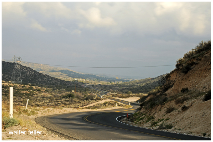 Highway 138, Horsethief Canyon